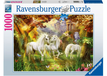 Australia Rburg - Unicorns in the Forest 1000pc