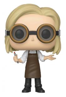 Australia Dr Who - 13th Doctor w/Goggles Pop!