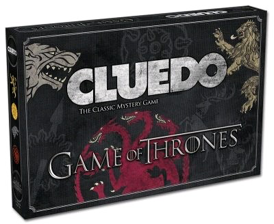 Australia Cluedo - Game of Thrones Edition