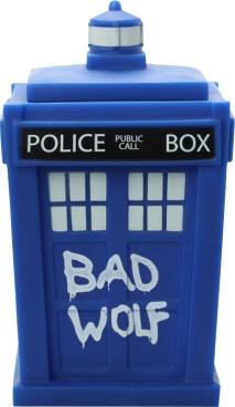 """Australia Dr Who - Bad Wolf TARDIS 6.5"""" Vinyl Figure"""