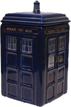 Australia Dr Who - TARDIS Ceramic Money Bank