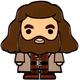 Australia Harry Potter - Hagrid Chibi Enamel Pin