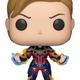 Australia Avengers 4 - Captain Marvel New Hair Pop!