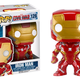 Australia Captain America 3 - Iron Man Pop!