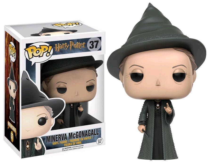 Australia Harry Potter - Minerva McGonagall Pop!