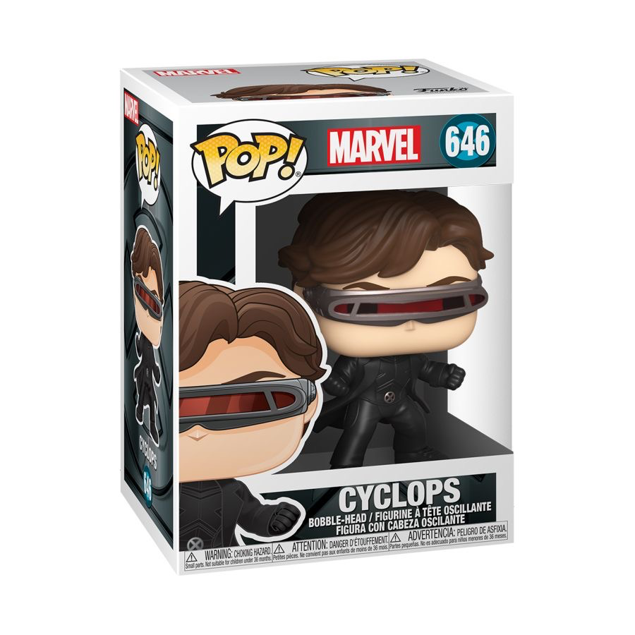 Australia X-Men (2000) - Cyclops 20th ANNIV Pop!