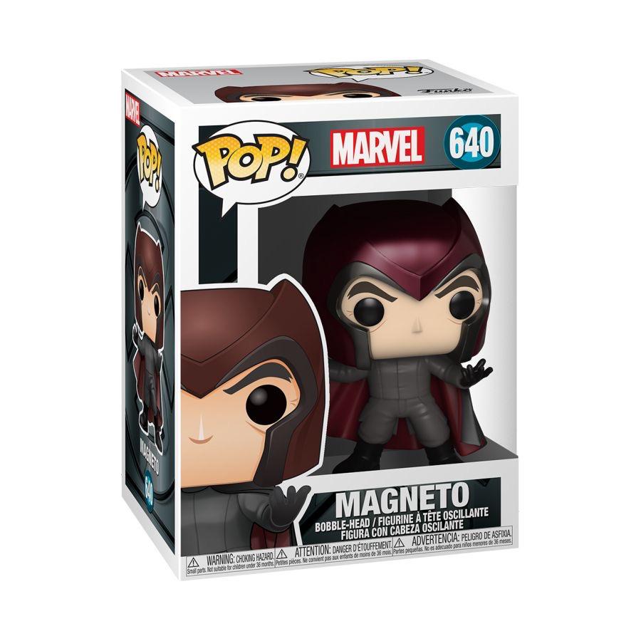 Australia X-Men (2000) - Magneto 20th ANNIV Pop!