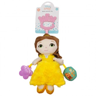 Australia PRINCESS BELLE ACTIVITY TOY