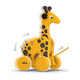 Australia Brio Toddler - Pull Along Giraffe