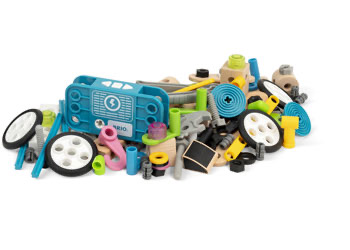 Australia Brio STEM - Builder Motor Set 12pcs