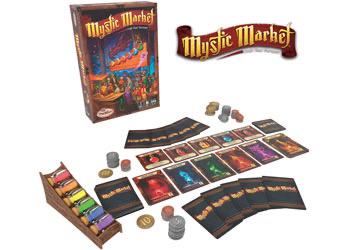 Australia ThinkFun - Mystic Market Game