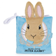 Australia SOFT BOOK: PETER RABBIT WITH PLUSH EARS