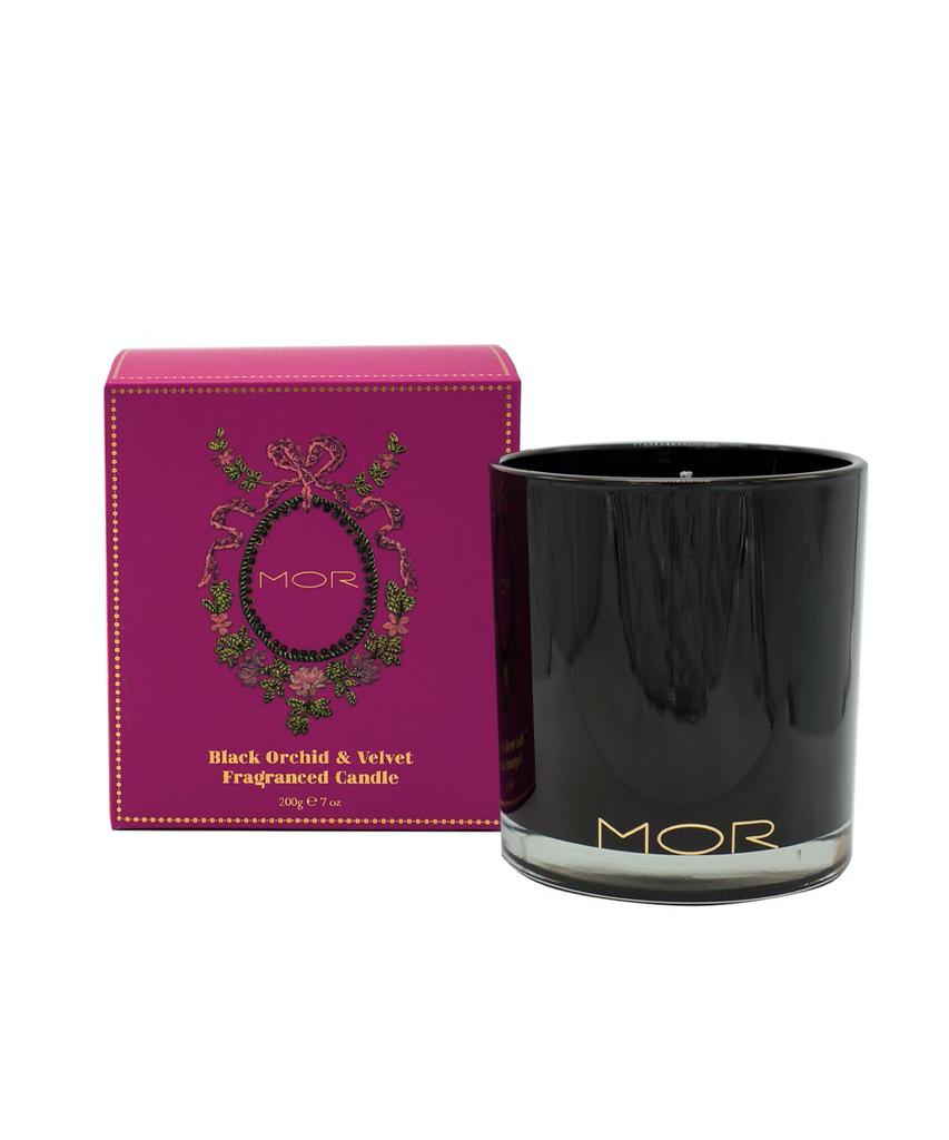 Australia Black Orchid & Velvet Candle 200g