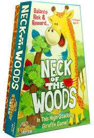 Australia NECK OF THE WOODS  3+