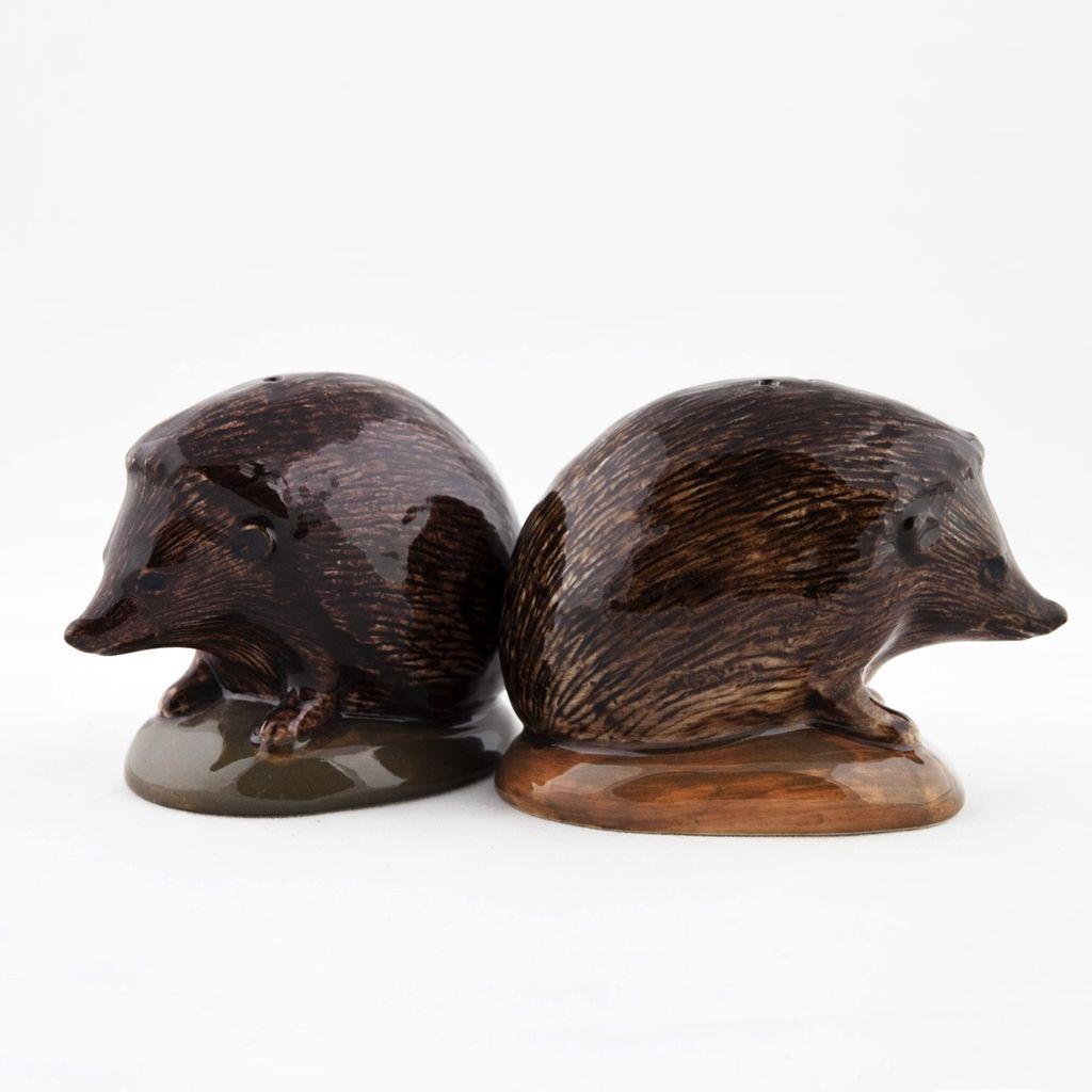 Europe Hedgehog salt and pepper