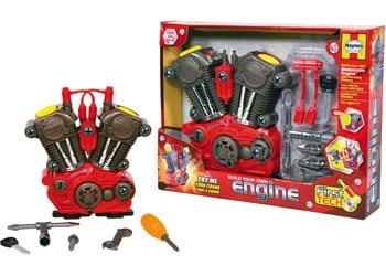 Australia Haynes - Junior Build Your Own Engine