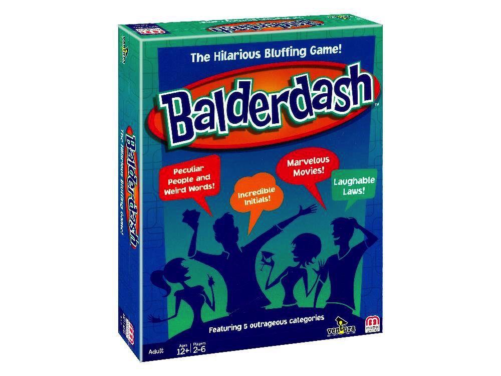 Australia BALDERDASH