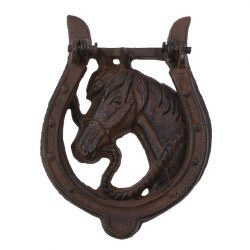 Australia HORSE SHOE DOOR KNOCKER