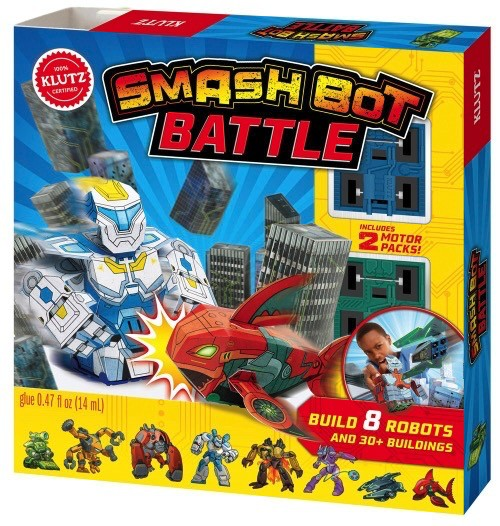 Australia SMASH BOT BATTLE