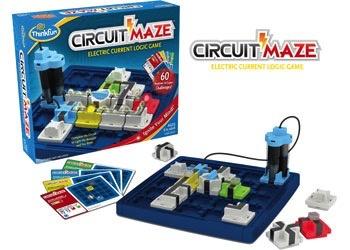 Australia ThinkFun - Circuit Maze Game