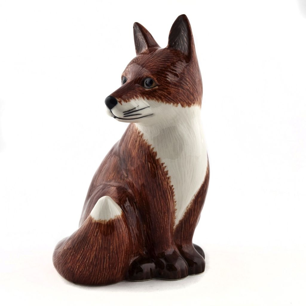 Europe Fox money box