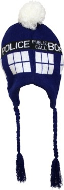 Australia Dr Who - TARDIS Laplander Hat