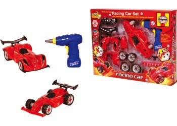 Australia Haynes - Junior Build Your Own Racing Car