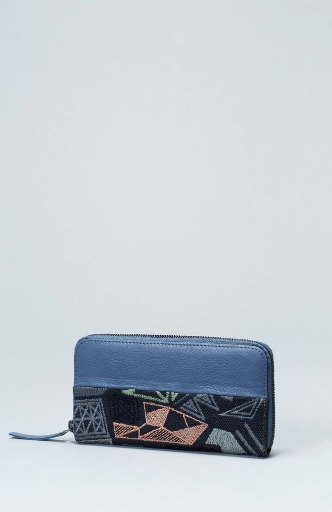 Australia Tempest Borduren Small Wallet