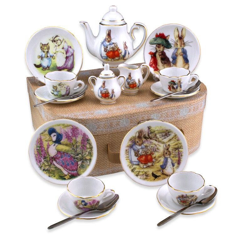 Europe TEA SET BP - FRIENDS SET FOR 4