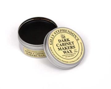 Australia Cabinet makers wax dark 100g