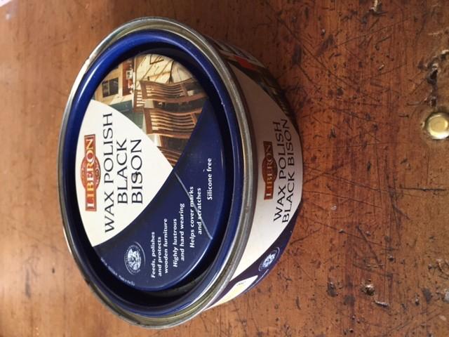 Australia Wax Polish Black Bison Neutral 150ml