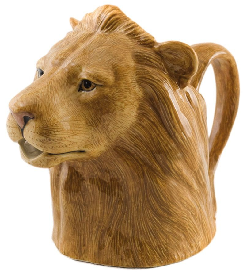 Europe Lion Jug medium