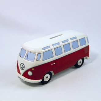 Australia VW MONEY BANK CLASSIC EDITION - RED