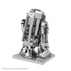 Australia Metal Earth - Star Wars - R2D2
