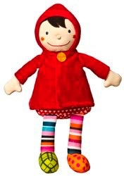Australia Red Riding Hood Large Doll