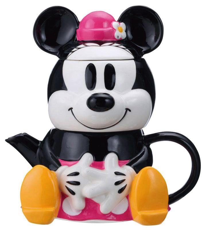 Australia Minnie Tea for One Set