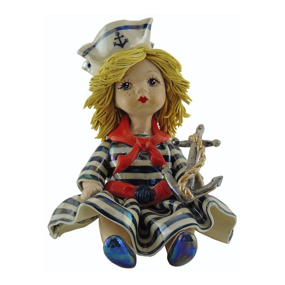 Europe M.s. sailor girl blue