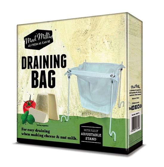 Australia Mad Millie Draining Bag & Stand