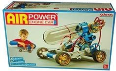 Australia AIR POWERED ENGINE CAR