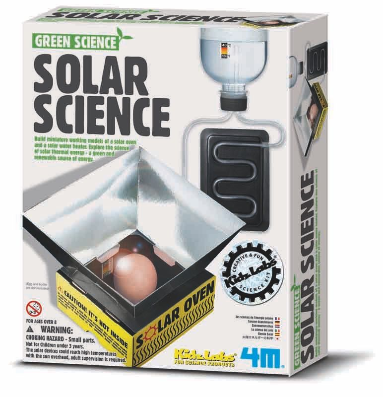 Australia SOLAR SCIENCE: GREEN SCIENCE