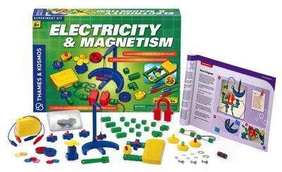 Australia Electricity & Magnetism - Thames & Kosmos