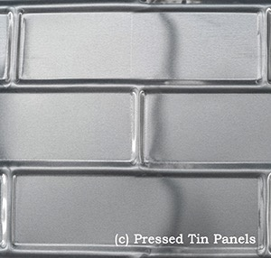 Australia PRESSED TIN- BRICK 900 X 1800