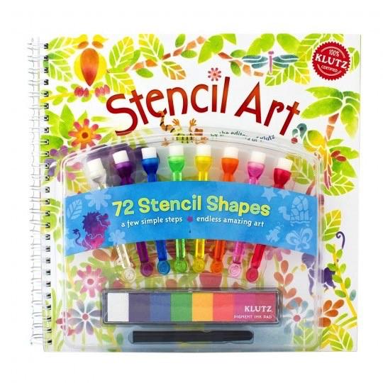 Australia STENCIL ART SGL