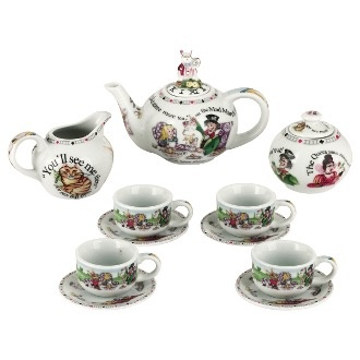 Australia ALICE MINIATURE TEA SET