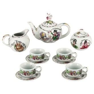 Australia ALICE MINIATURE TEA SET