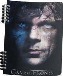 Australia Game of Thrones - Faces Lenticular Journal