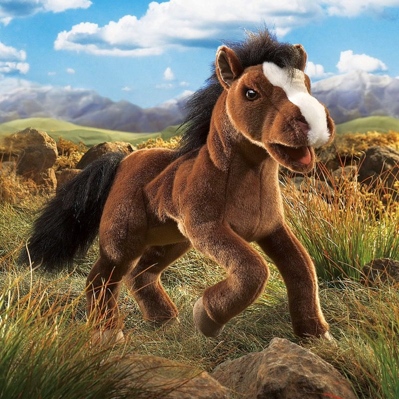 Australia Horse Puppet