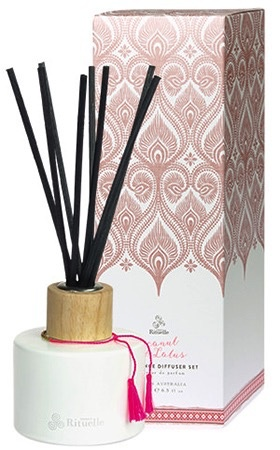 Australia DW 190ml Diffuser Coconut & Lotus