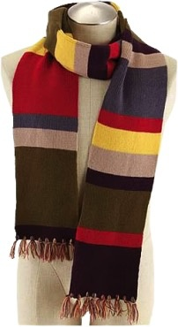 Australia Dr Who - 4th Doctor 6 Foot Scarf