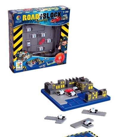 Australia Road Block - Smart Game